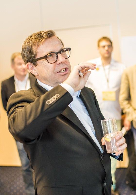 Kurt Steindl - Service-Workshop mit Kunden