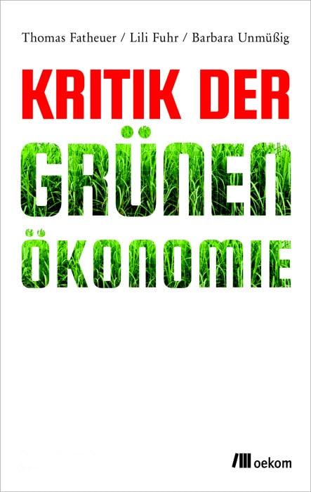 Grünen Ökonomie - Nachhaltigkeit