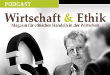 Podcast Wirtschaft und Ethik