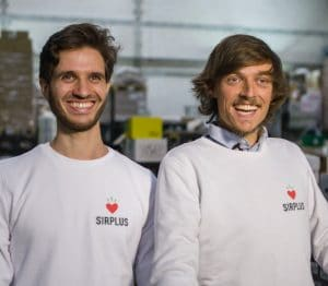 SIRPLUS Martin Schott und Raphael Fellmer