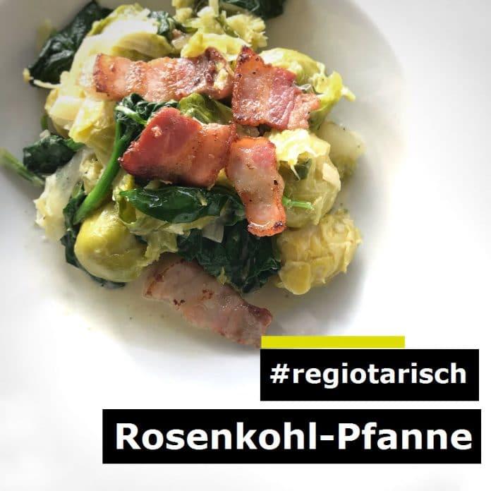 Rosenkohl Rezept