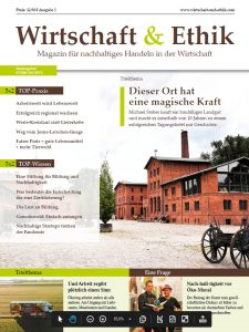 Wirtschaft & Ethik Magazin - Landgut Stober